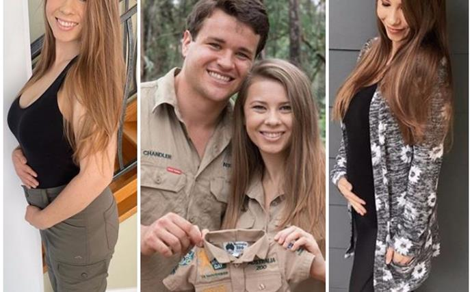 Bindi and a bump: There's something very unique about Bindi Irwin's maternity pics as she prepares to welcome her first child