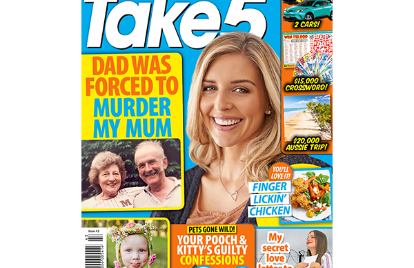 Take 5 Issue 43 Online Entry Coupon