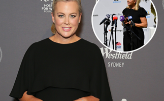 """""""She's stood up to pollies for years, questioning their actions"""": Is Sam Armytage quitting Sunrise for politics?"""