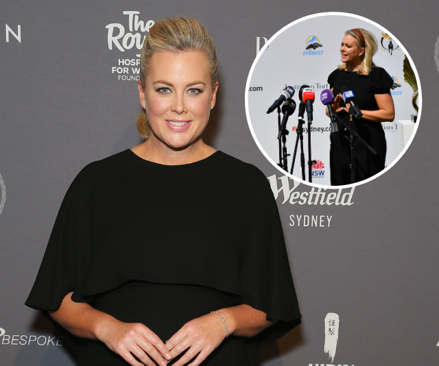 """She's stood up to pollies for years, questioning their actions"": Is Sam Armytage quitting Sunrise for politics?"