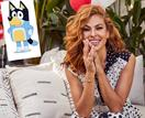 "EXCLUSIVE: ""It's huge in our house!"" Eva Mendes reveals her two daughters' favourite TV show is Bluey"