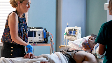 Home And Away heartthrob Tane's life is on the line after a brutal attack this week