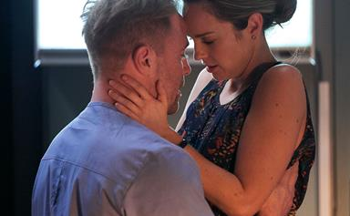 Love is in the air for Tori and Christian on Home And Away