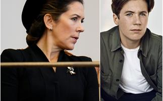 """The alarm bells are ringing"": Inside Crown Princess Mary's fears for her son Prince Christian"