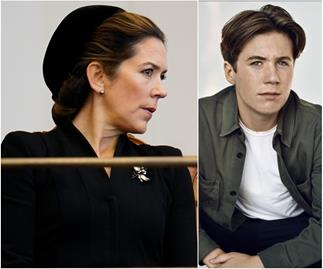 """""""The alarm bells are ringing"""": Inside Crown Princess Mary's fears for her son Prince Christian"""
