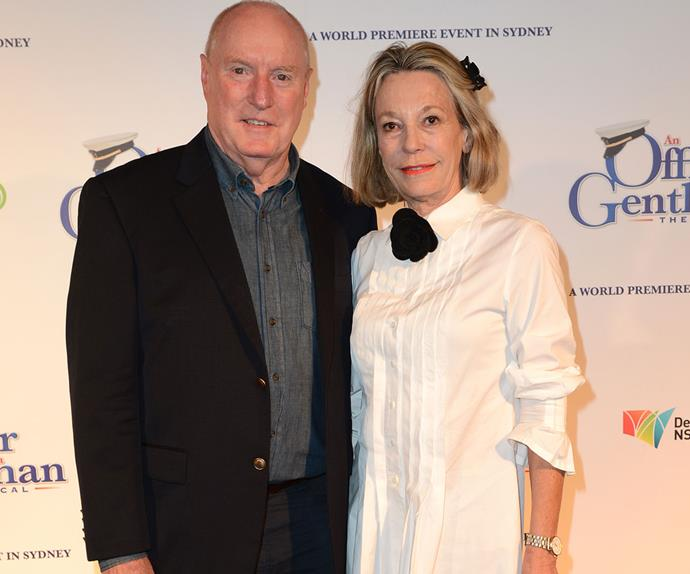 EXCLUSIVE: Home And Away's Ray Meagher reveals how his wife saved his life