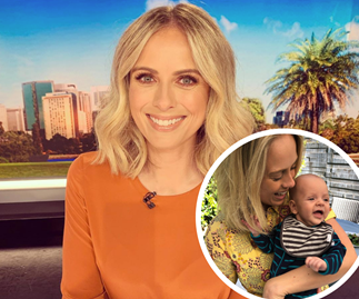 EXCLUSIVE: Sylvia Jeffreys shares her baby joy after revealing she's pregnant with her second miracle child