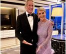 In the pink! Julie Bishop rocks one of her glitziest dresses yet for a special cause
