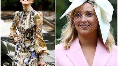 Frocked 'n loaded: See the best dressed Aussie stars at the COVID-friendly 2020 Melbourne Cup Carnival launch