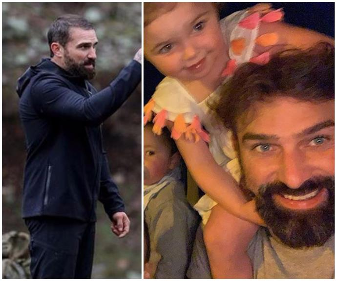 """They make me the man I am today"": Inside the unique family dynamic of SAS Australia's Ant Middleton"