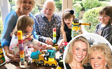 """EXCLUSIVE: """"She makes me look really ordinary"""": Patti Newton gushes over daughter Lauren and new grandson Alby"""