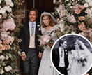 A stunning never-before-seen photo of Princess Beatrice and Edoardo Mapelli Mozzi's wedding has been shared in a surprising reveal