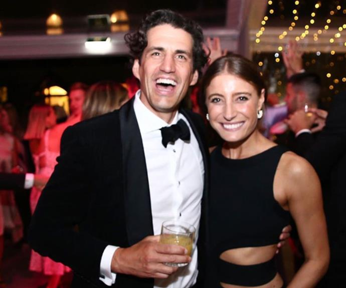 Rebecca Harding's hilarious relationship confession as she rings in a very special milestone with boyfriend Andy Lee