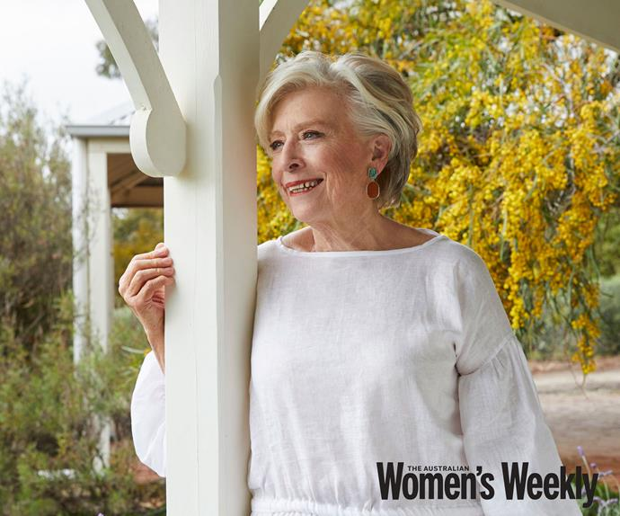 EXCLUSIVE: She's known for her passion for food and joy for life, but 2020 has been heartbreaking for Maggie Beer