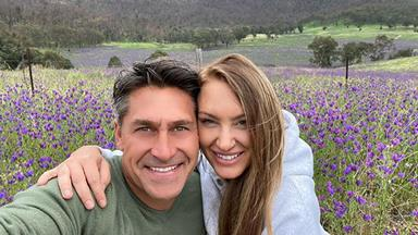 Meet Jamie Durie's hot new flame, Ameka Jane