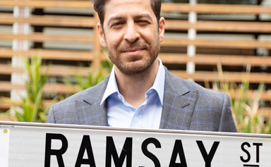 EXCLUSIVE: Don Hany spills on his Neighbours debut and taking over from Tim Robards
