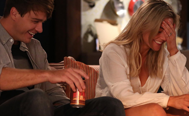 Sam Frost may have dropped a huge clue about the identity of Home And Away's witness X, and we're praying it's true