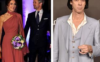 Inside Crown Princess Mary's surprise encounter with Aussie rock icon Nick Cave