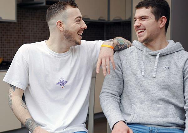 Meet the twin brothers who were diagnosed with testicular cancer just days apart