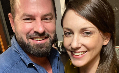 """EXCLUSIVE: """"He's a country boy, down-to-earth & funny"""": Farmer Wants A Wife's Liz Jelléy confirms new romance with real-life farmer Dean Fiedler"""