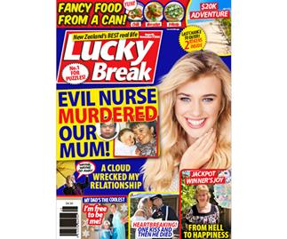 Lucky Break Issue 45 Entry Coupon