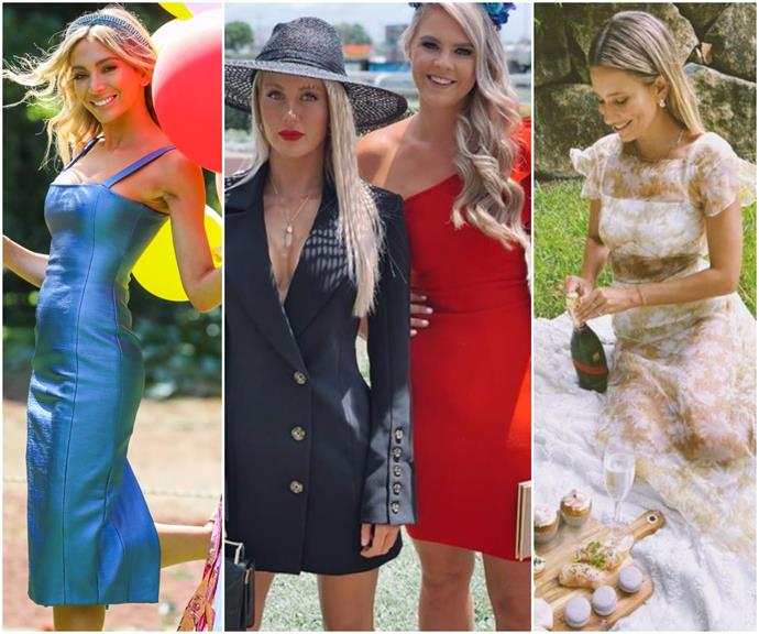 Fashions on the... front lawn: The best dressed celebs at the 2020 Melbourne Cup
