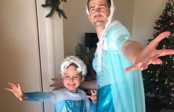 "REAL LIFE: ""Why my son and I dress up as Elsa"""