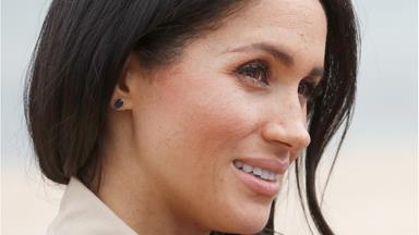 Duchess Meghan makes a rare statement as the US elections come to a head