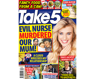 Take 5 Issue 45 Online Entry Coupon
