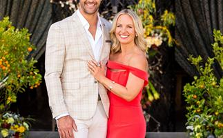 """Things didn't work out"": Becky Miles confirms she's already broken up with Pete Mann just hours after The Bachelorette finale"