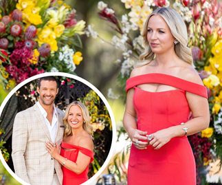 """EXCLUSIVE: """"I was blindsided!"""" Bachelorette Becky Miles breaks down as she reveals what went wrong with Pete Mann"""