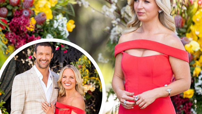 "EXCLUSIVE: ""I was blindsided!"" Bachelorette Becky Miles breaks down as she reveals what went wrong with Pete Mann"