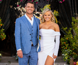 EXCLUSIVE: Bachelorette's Frazer Neate clears up THAT messaging scandal after winning Elly Miles' heart in the finale