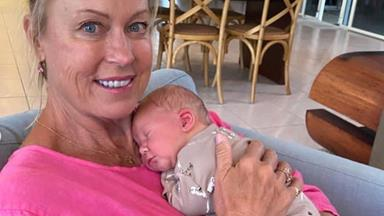 """As your family grows so does your love"": Lisa Curry shares her joy over the safe arrival of her second grandson"