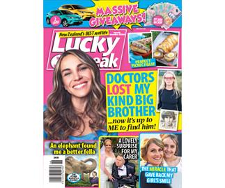 Lucky Break Issue 46 Entry Coupon