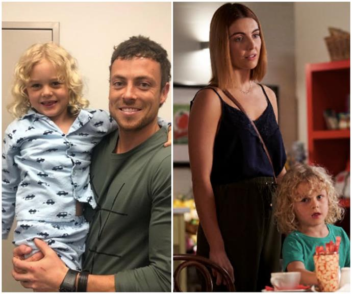 Home & Away's littlest star has taken our screens by storm, and there's a very good reason why fans are besotted