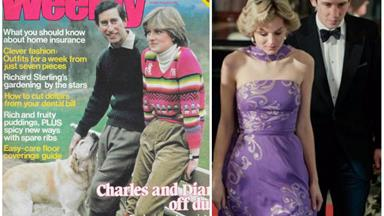 From the archives: See The Weekly's covers featuring Prince Charles & Princess Diana during their first years of romance, as the new season of The Crown delves into their courtship