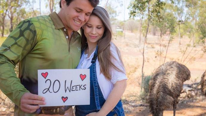 """The love I have for our beautiful daughter is boundless"": Bindi Irwin reaches a very exciting pregnancy milestone"