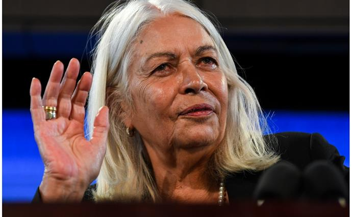 She's created controversy, faced criticism and changed the face of Australia, and Marcia Langton isn't stopping any time soon.