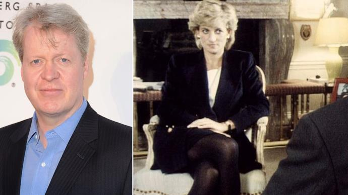 Princess Diana's brother fiercely bidding to expose the truth about her explosive BBC interview