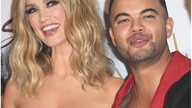 Guy Sebastian and Delta Goodrem are reuniting for a VERY special project