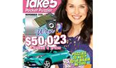 Take 5 Pocket Puzzler Issue 195 Online Entry Coupon