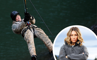 """EXCLUSIVE: """"Did I just die?"""": Erin McNaught shares the moment she thought her life had come to an end on SAS Australia"""