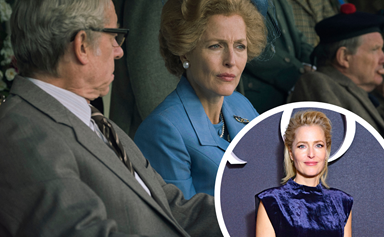 EXCLUSIVE: Gillian Anderson reveals why she fled Hollywood and the pressures of playing The Crown's Margaret Thatcher