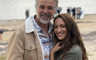 Emotional messages flow for Home And Away's Cameron Daddo as the cast farewell their beloved co-star