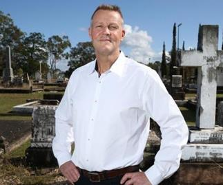 "REAL LIFE: ""I reveal secrets of the dead at their funerals"""