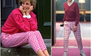 Subtle, sneaky, and oh-so stylish: The Crown recreated more of Princess Diana's most iconic outfits than you'd think