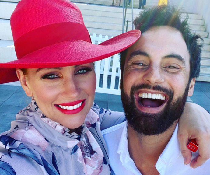 MAFS' Jules Robinson shares touching tribute to husband Cam Merchant as they mark a special milestone