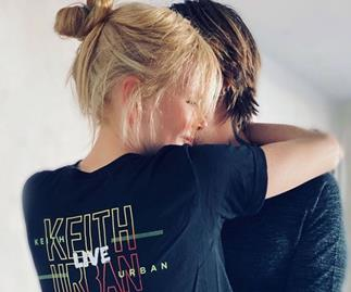 Still crazy in love! Nicole Kidman and Keith Urban share a very affectionate display - and it's all for a good cause