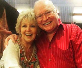 BREAKING NEWS: Patti Newton confirms husband Bert Newton has been hospitalised